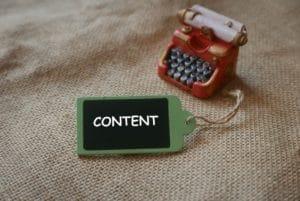contenu marketing